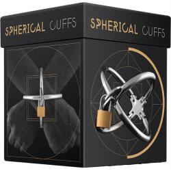 Spherical Cuffs - Small - Inner Ø 7.6 cm.