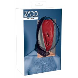 Leather Double Mask