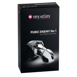Pubic Enemy No 1 Transparent