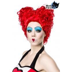 Queen in Red Wig