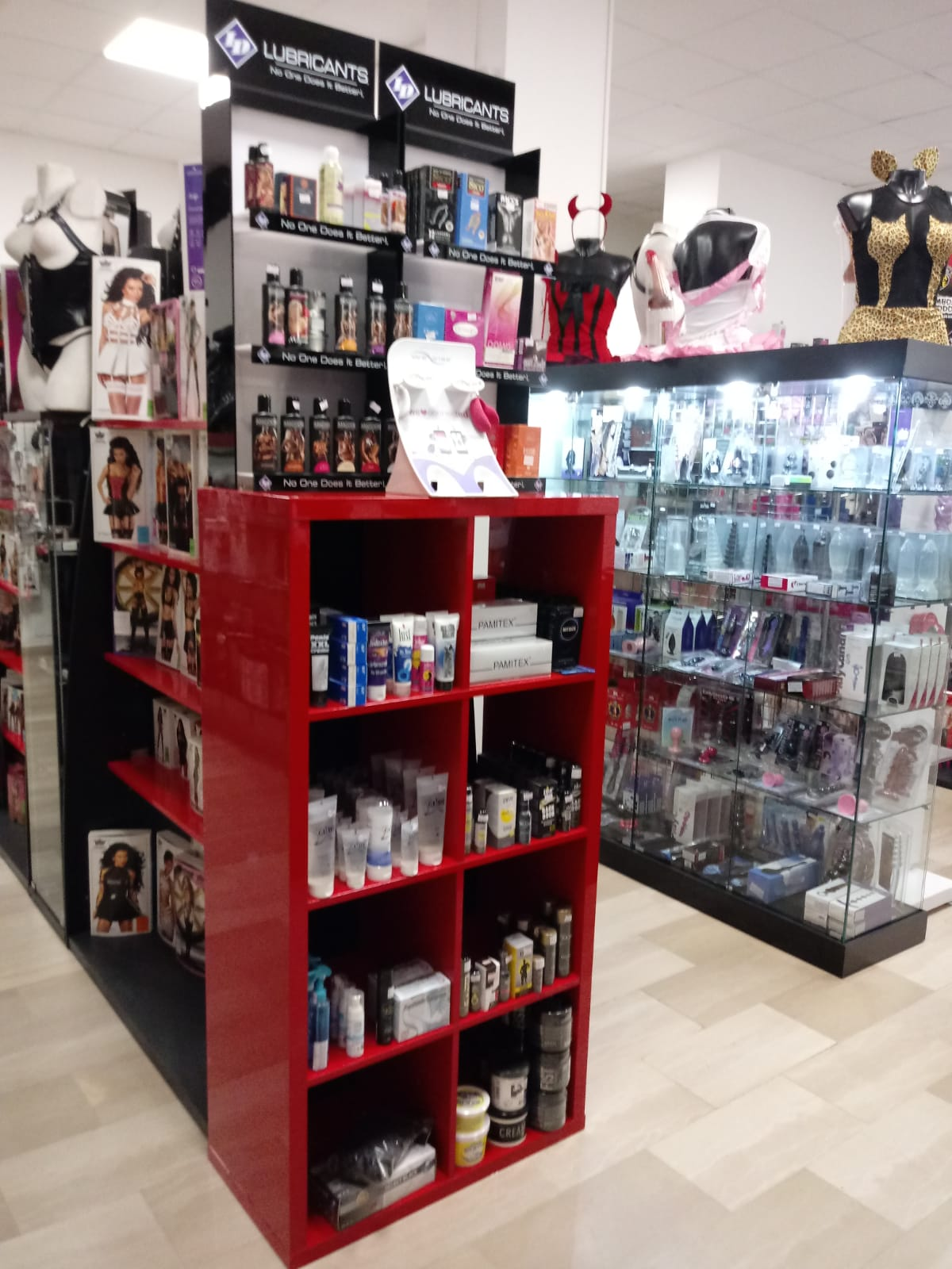 La Boutique dell'Eros Sexy Shop Bologna 02
