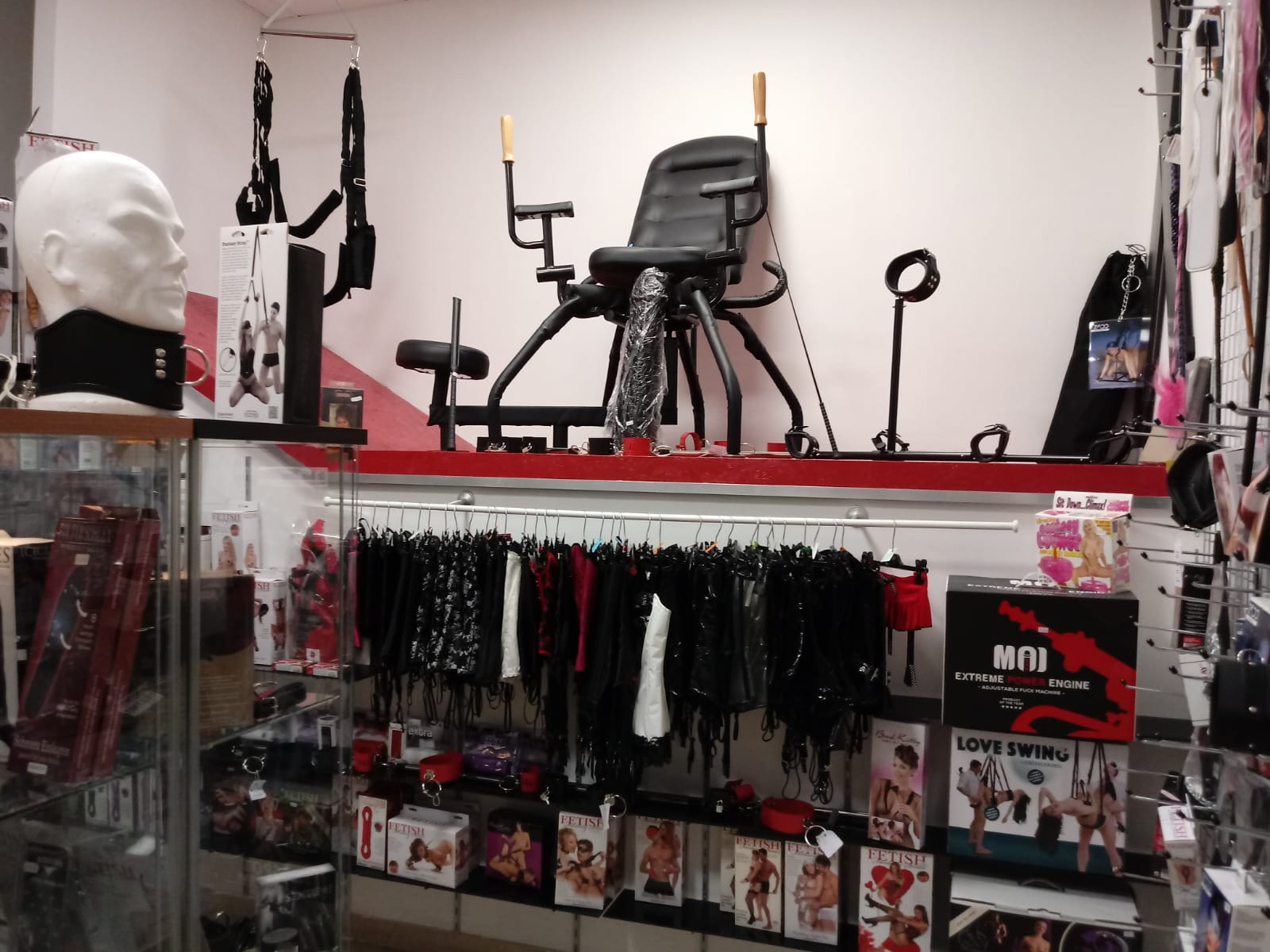 La Boutique dell'Eros Sexy Shop Bologna 09