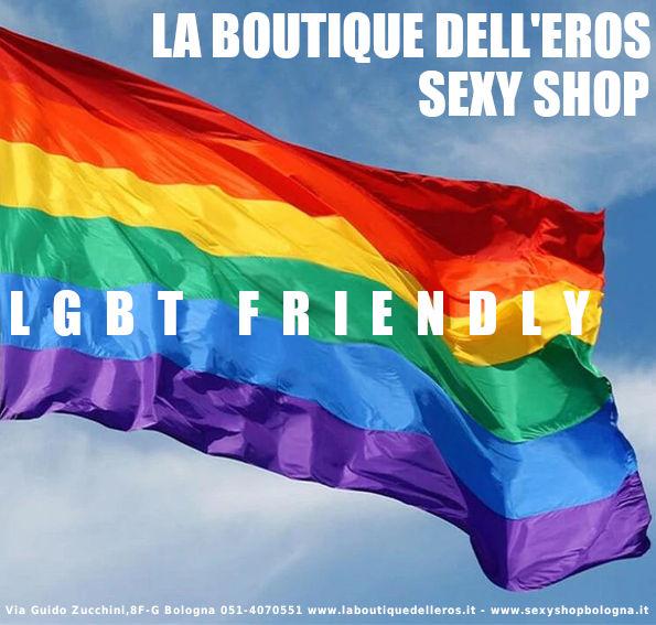 LGBT Friendly La Boutique dell'Eros Sexy Shop Bologna