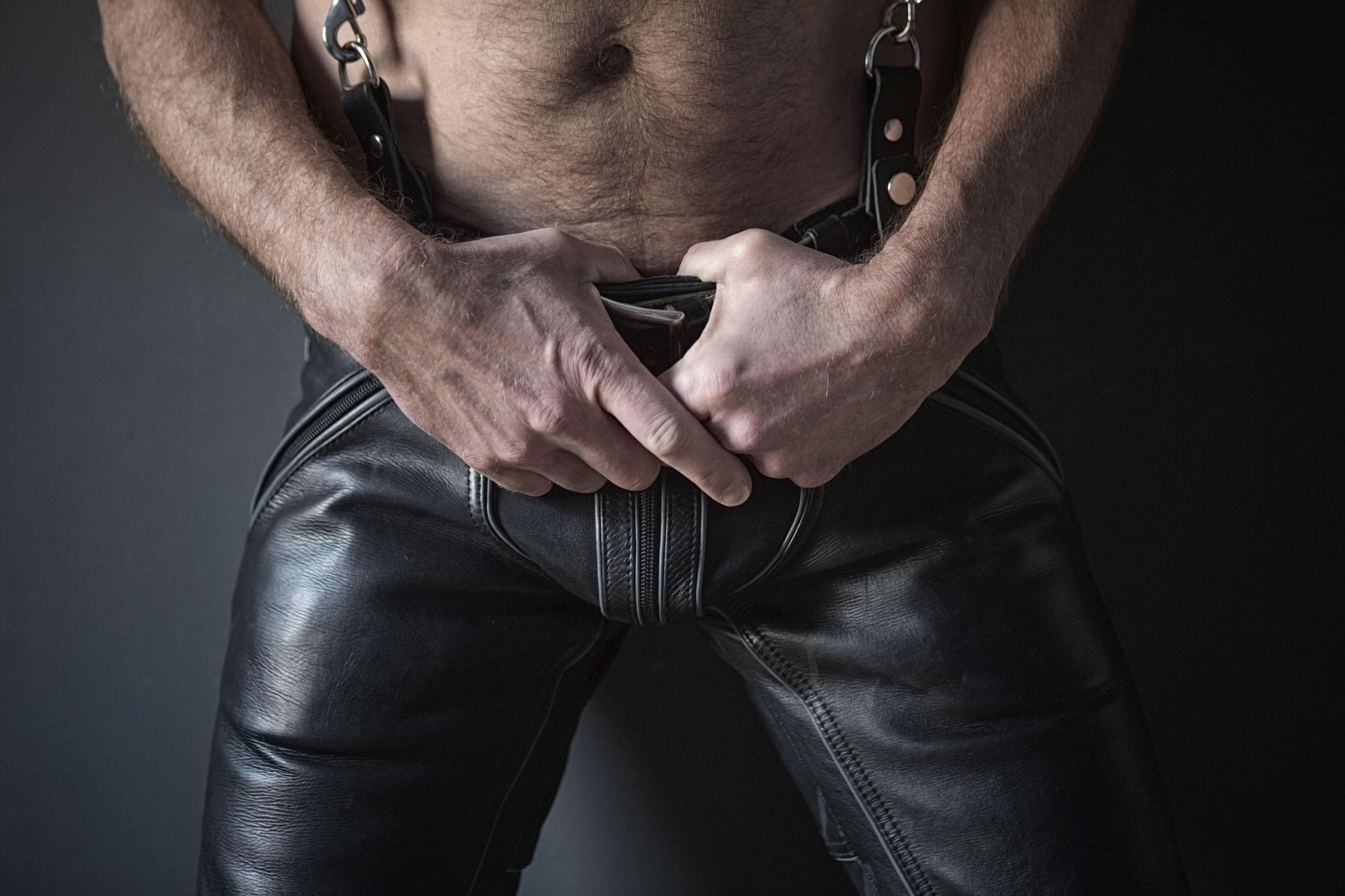 Abbigliamento Fetish Uomo alla Boutique dell'Eros Sexy Shop a Bologna