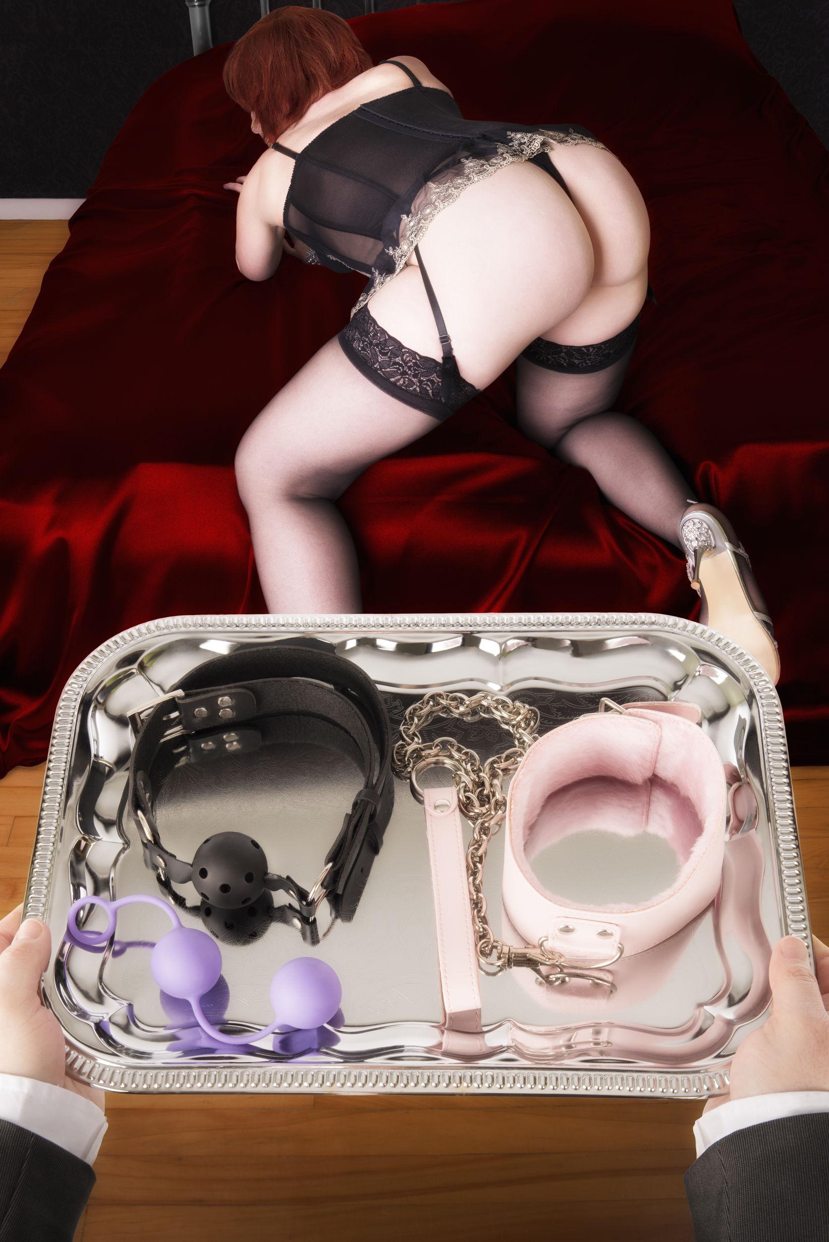 come scegliere un sex toys da un vassoio