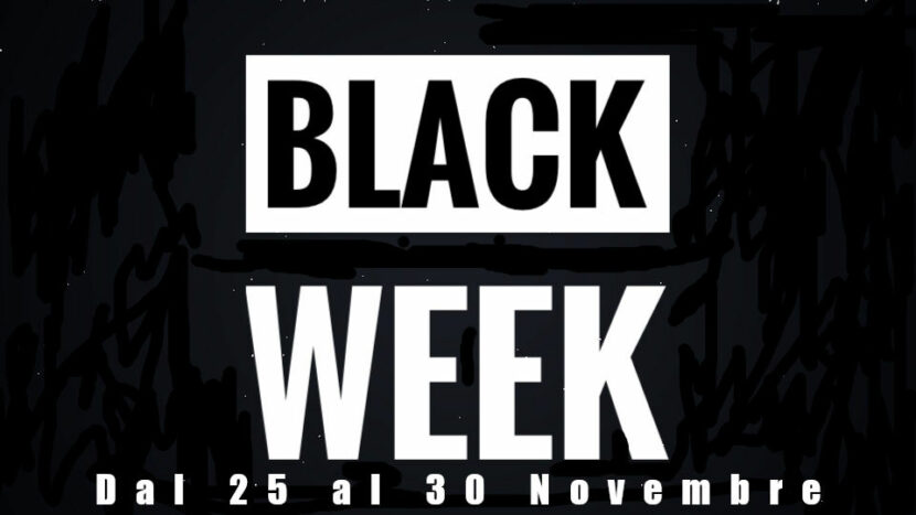 Black Week 2019 La Boutique dell'Eros Sexy Shop Bologna