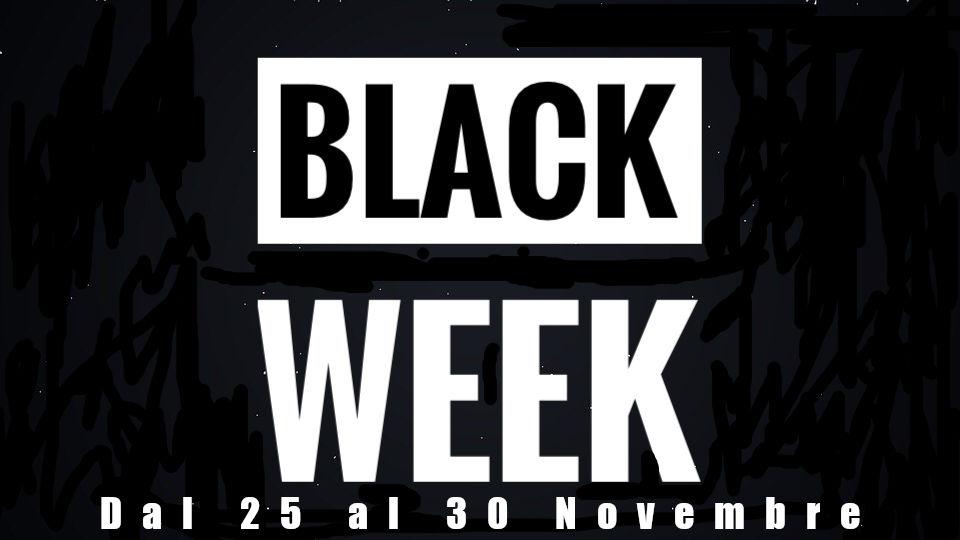 Black Week 2019 La Boutique dell'Eros Sexy Shop Bologna